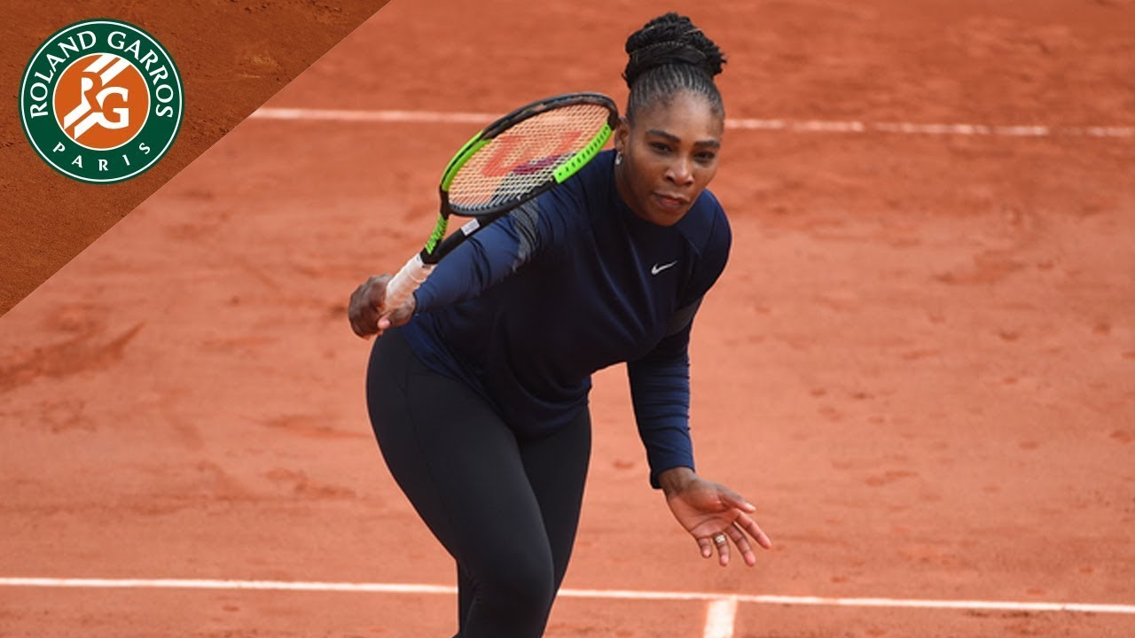 Roland Garros, Day 3, Women