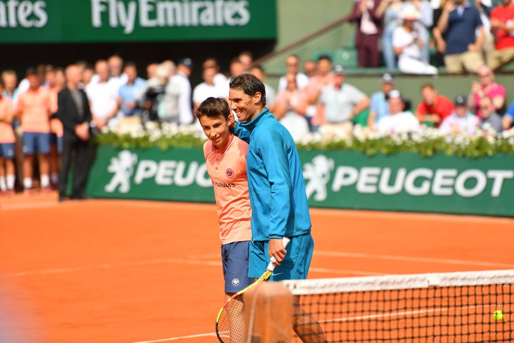 Rolland Garros, Day 7, Men