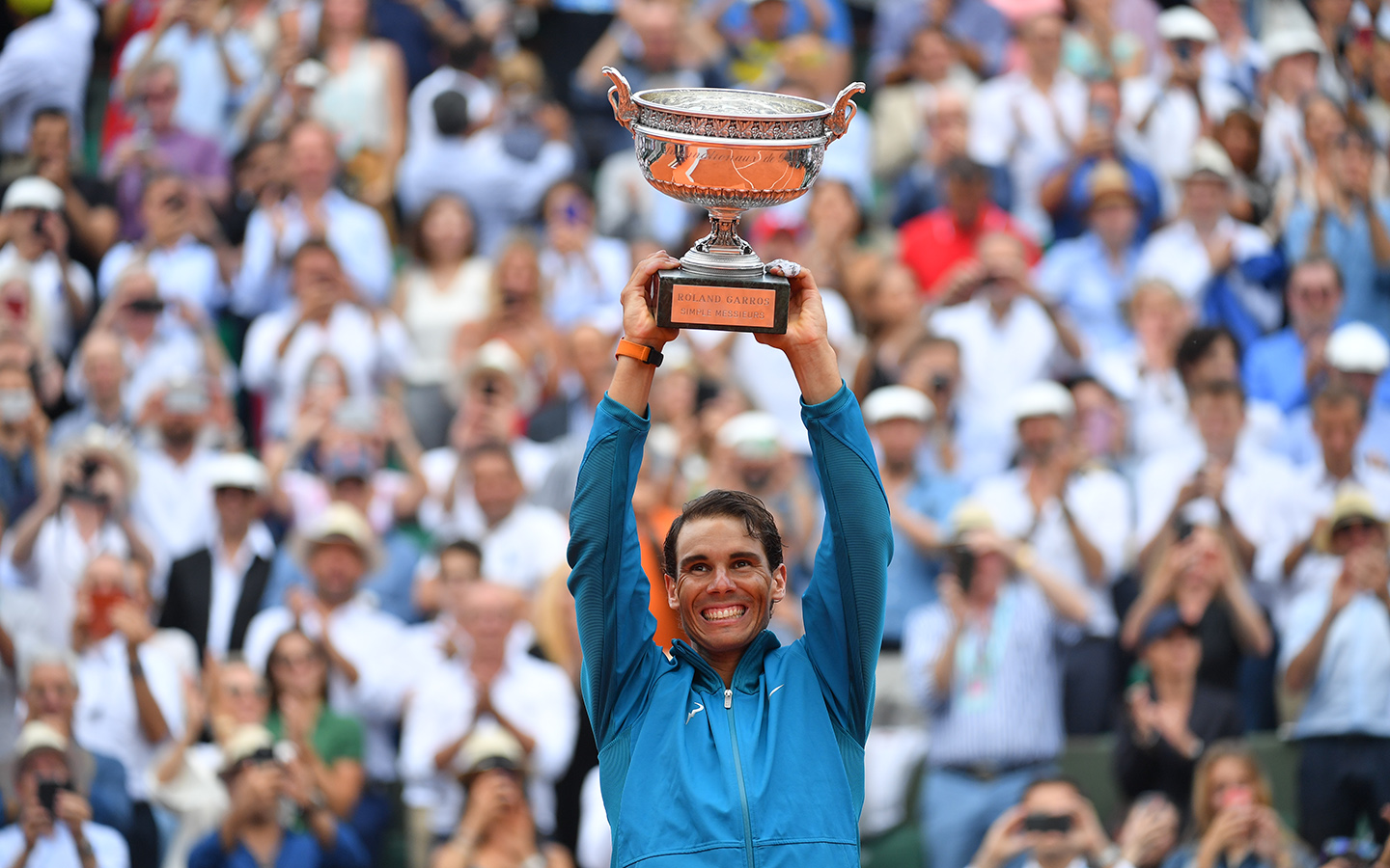 The King of Roland Garros