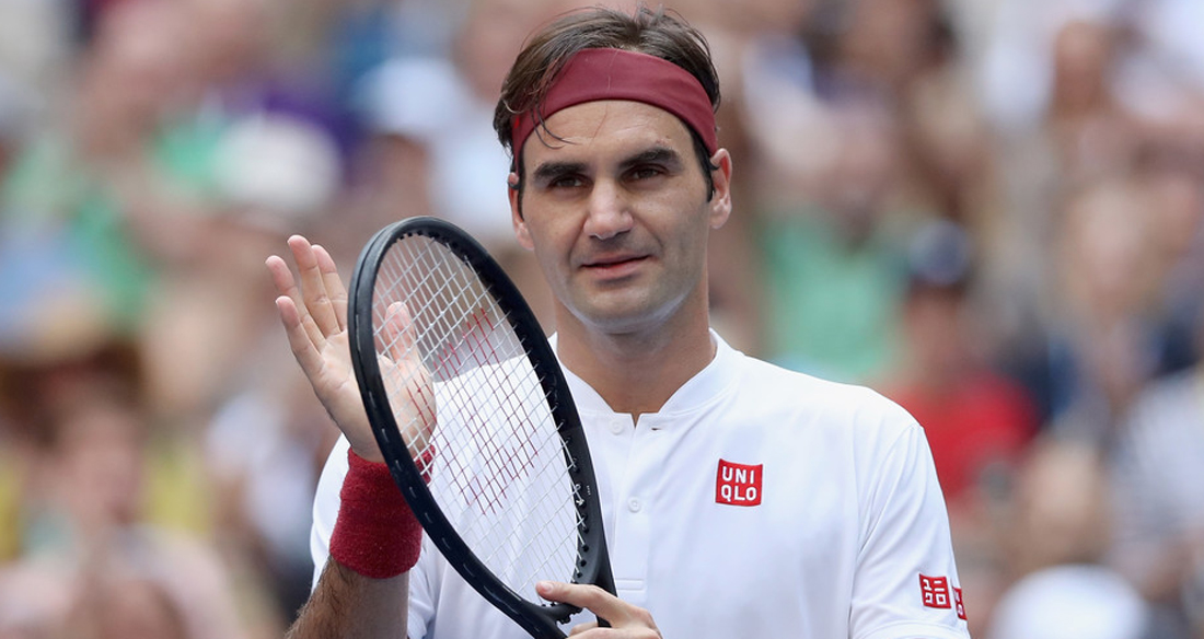 Federer's Victory and statements.