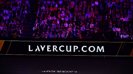 The last day of the Laver Cup!