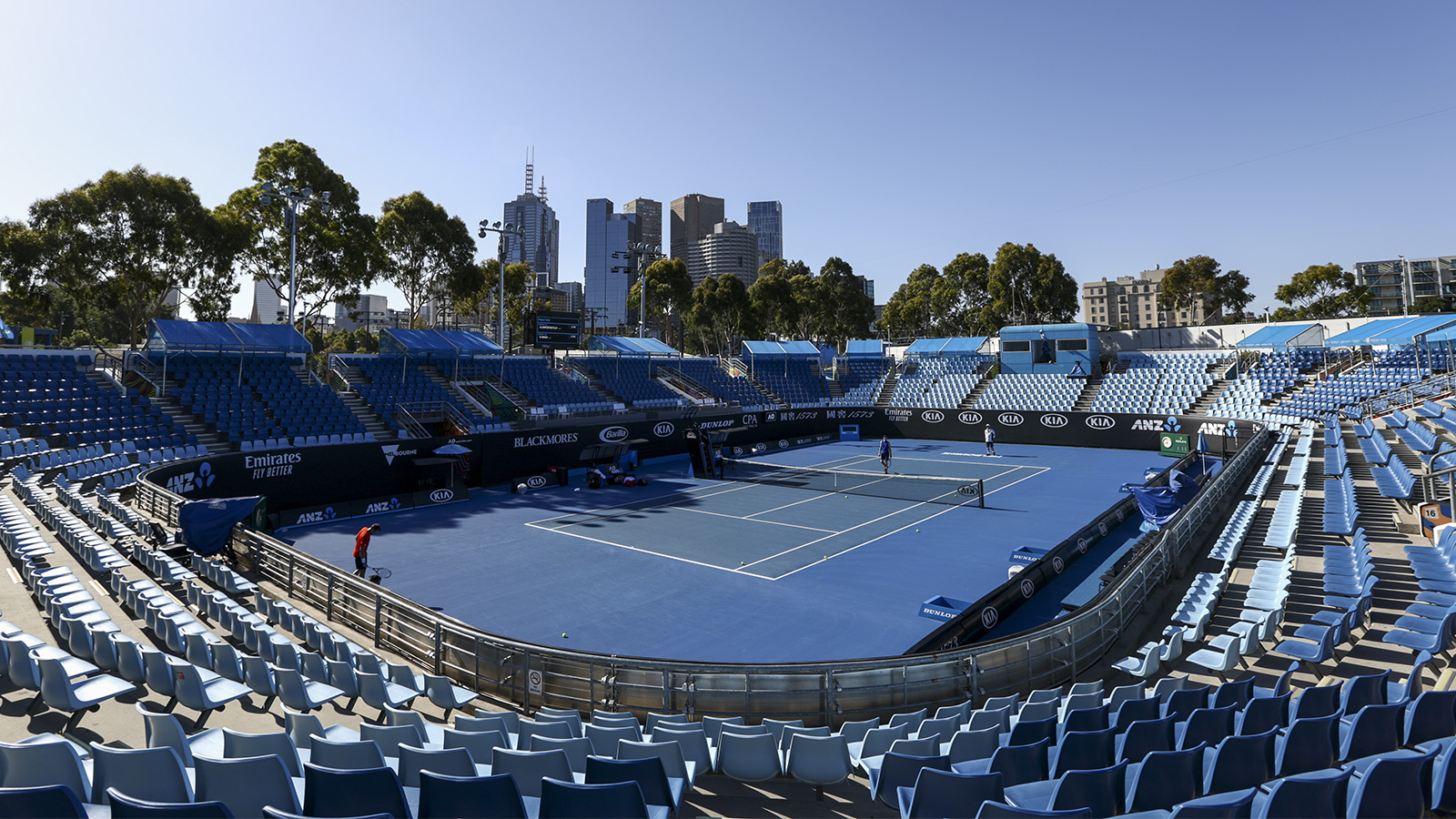 AO 2019 – Thursday (17/01) Order of play