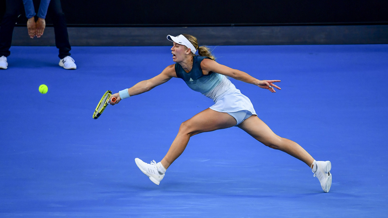 AO 2019-Women-Day 1-Results
