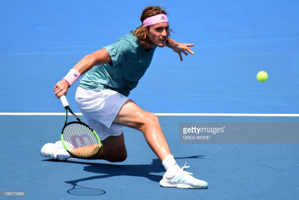 Tsitsipas is unstoppable in Melbourne!