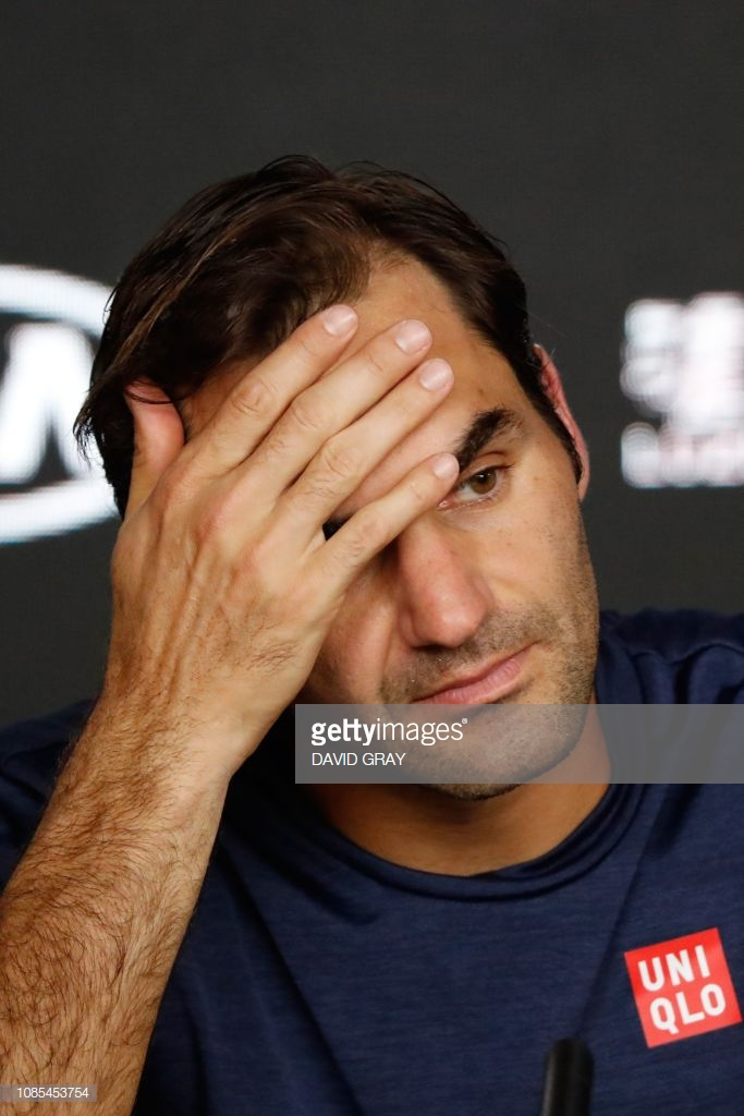 "Federer: ""Stefanos was better""!"