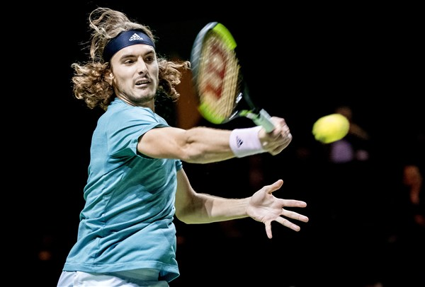 Tsitsipas' debut in Marseilles