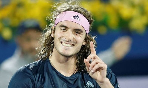 Tsitsipas in the Top 10 of the world ranking