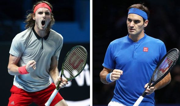 Tsitsipas to face Federer in the Final!!!