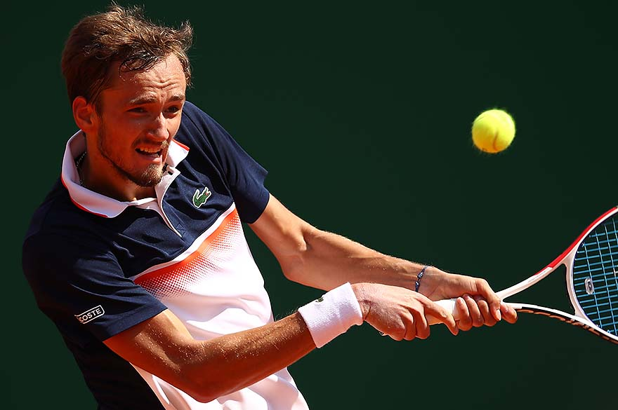 Monte Carlo Masters – Day 6 (Highlights)