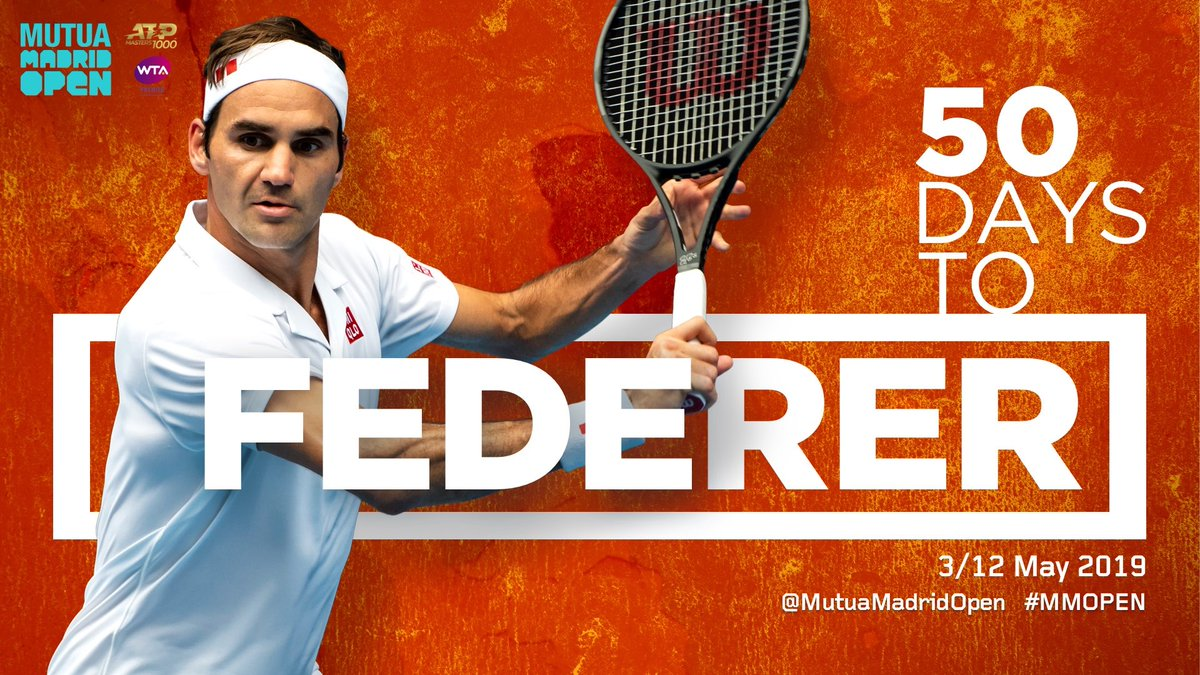 Mutua Madrid Open – Order of Play