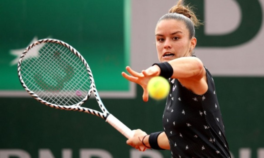 Sakkari said goodbye to Nottingham Open