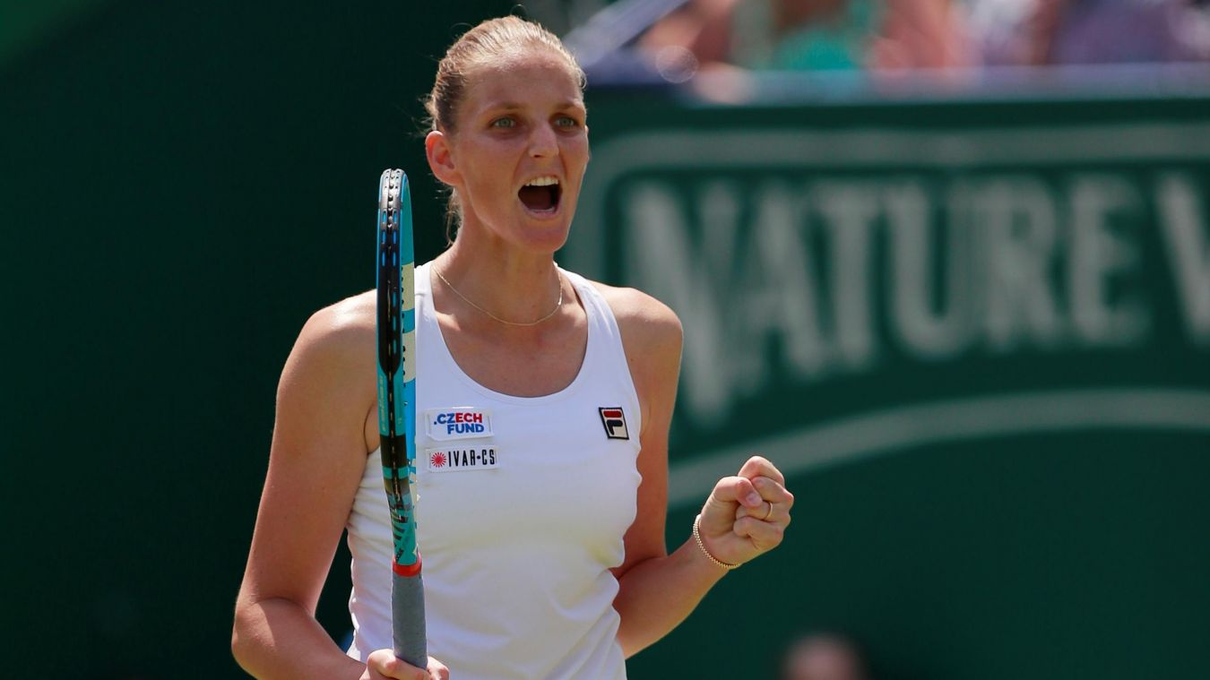 Pliskova winner of Nature Valley 2019!