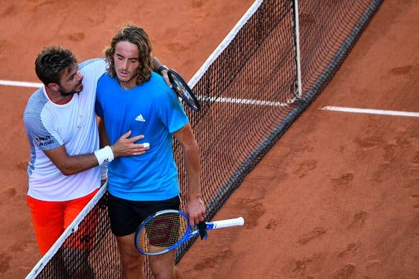The biggest game of Tsitsipas!