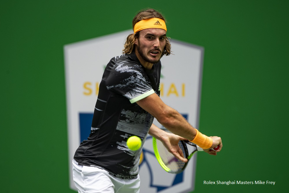 Tsitsipas qualifies for the best 8!!!
