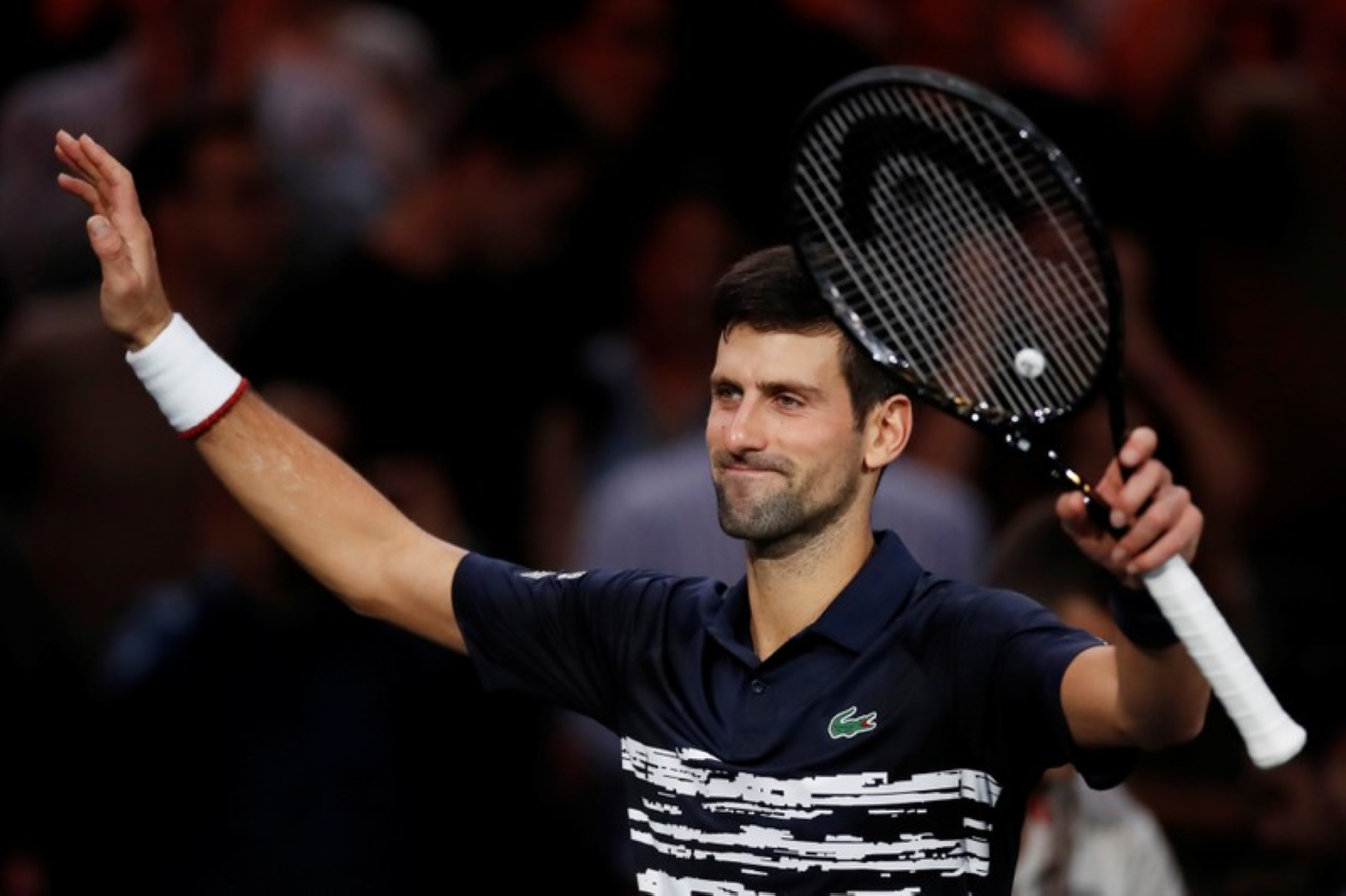 Djokovic gets closer to the top