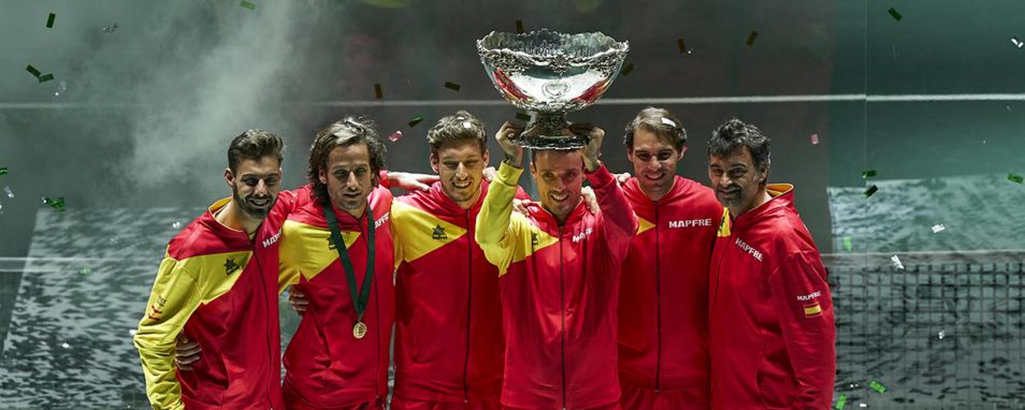 Spain crowned champion for the 6th time!!!