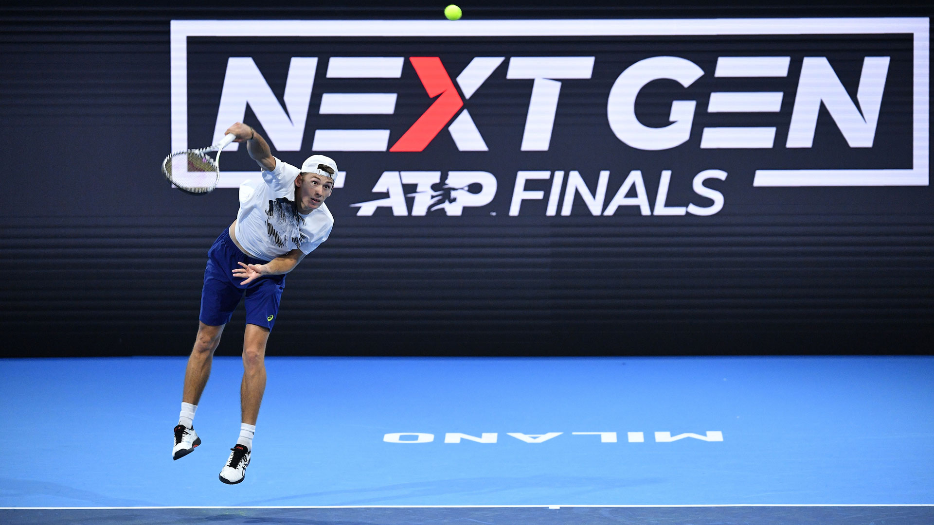 Next Gen ATP Finals – Ημέρα 1η