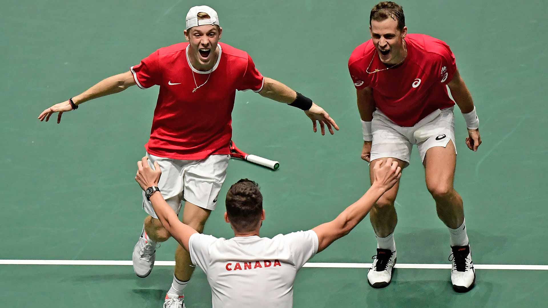 Davis Cup Finals – Day 5th